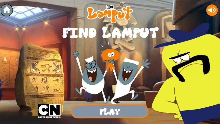 Find Lamput